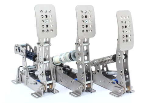 Heusinkveld Ultimate Pedals are back in stock