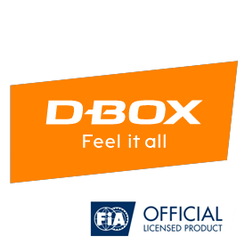 D-BOX is the first haptic system endorsed by the FIA